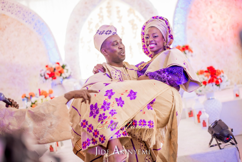 Gbeke & Femi's Yoruba Traditional Engagement in Lagos, Nigeria | Jide Akinyemi | BellaNaija63