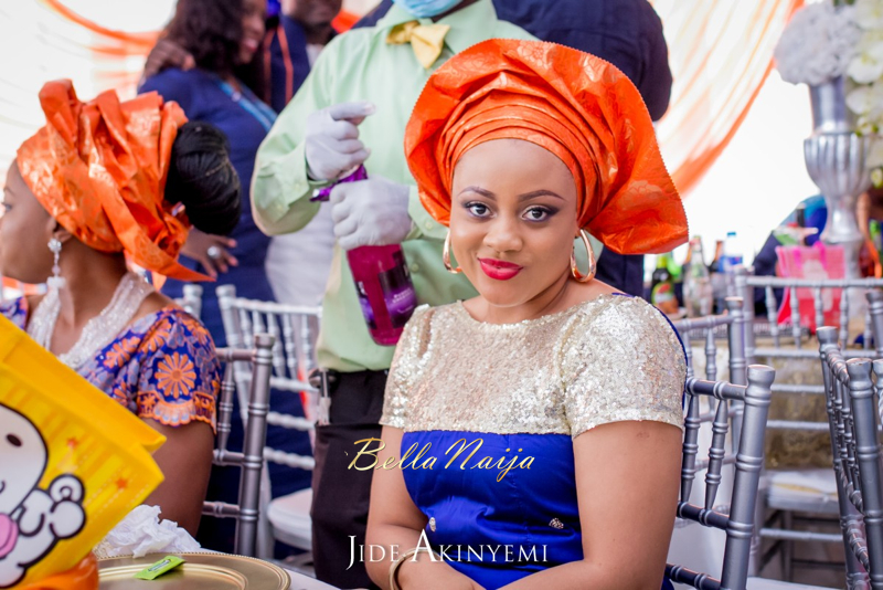 Gbeke & Femi's Yoruba Traditional Engagement in Lagos, Nigeria | Jide Akinyemi | BellaNaija66