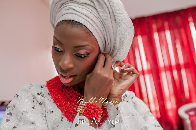 Gbeke & Femi's Yoruba Traditional Engagement in Lagos, Nigeria | Jide Akinyemi | BellaNaija70