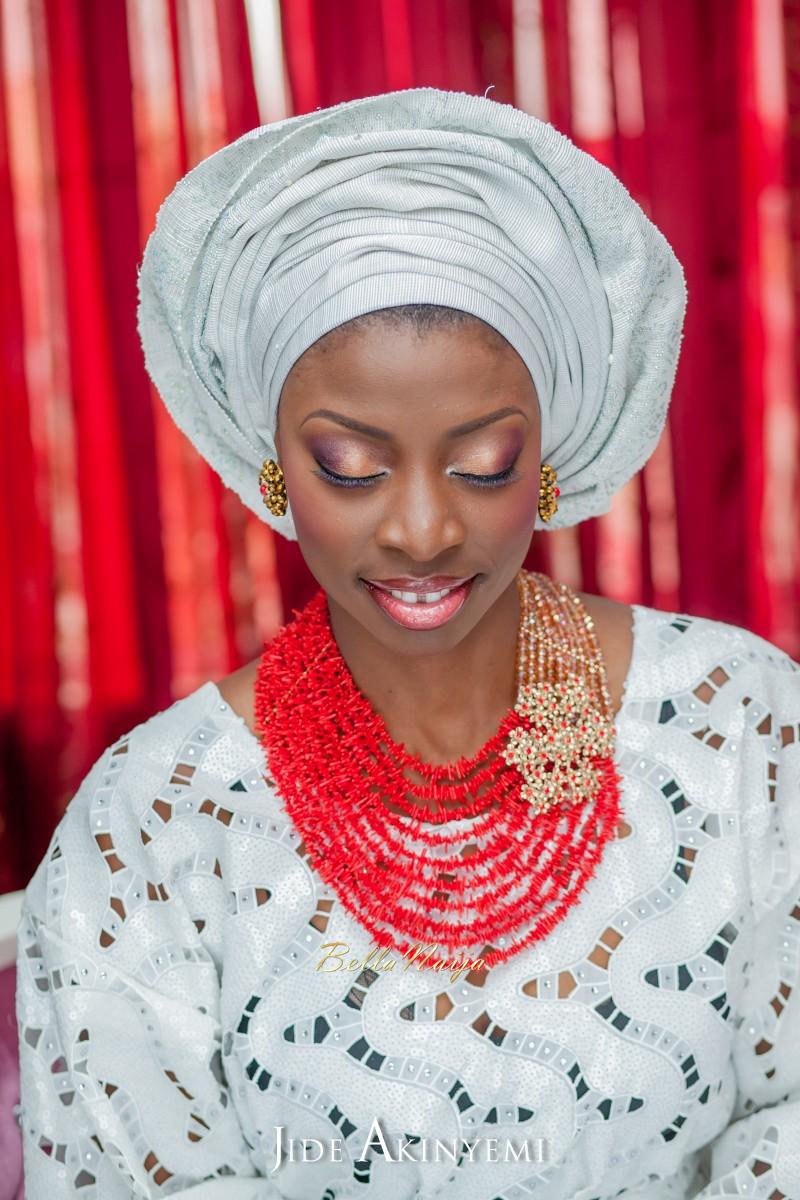 Gbeke & Femi's Yoruba Traditional Engagement in Lagos, Nigeria | Jide Akinyemi | BellaNaija71