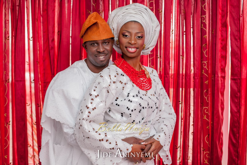 Gbeke & Femi's Yoruba Traditional Engagement in Lagos, Nigeria | Jide Akinyemi | BellaNaija75