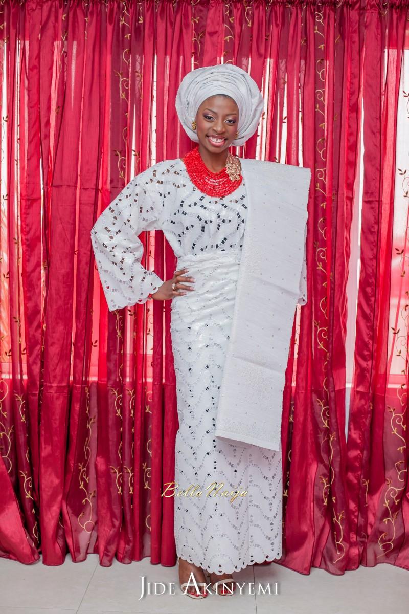 Gbeke & Femi's Yoruba Traditional Engagement in Lagos, Nigeria | Jide Akinyemi | BellaNaija76