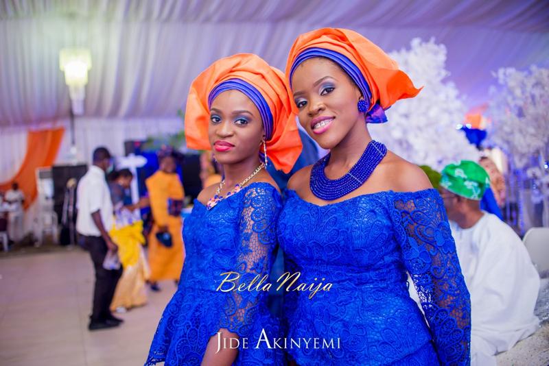 Gbeke & Femi's Yoruba Traditional Engagement in Lagos, Nigeria | Jide Akinyemi | BellaNaija80
