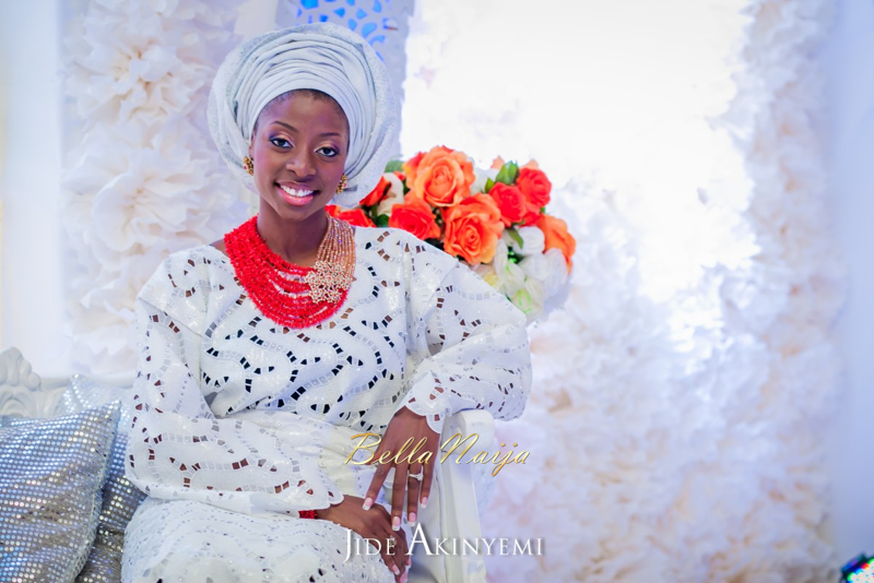Gbeke & Femi's Yoruba Traditional Engagement in Lagos, Nigeria | Jide Akinyemi | BellaNaija81