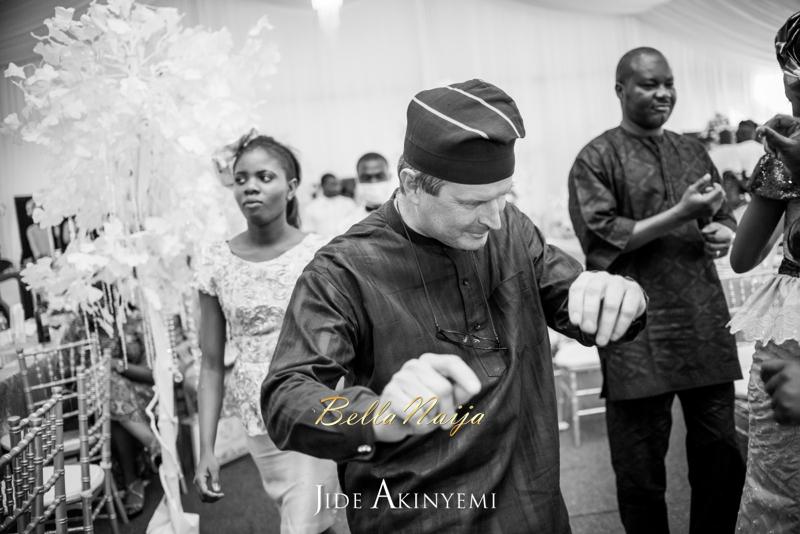 Gbeke & Femi's Yoruba Traditional Engagement in Lagos, Nigeria | Jide Akinyemi | BellaNaija84