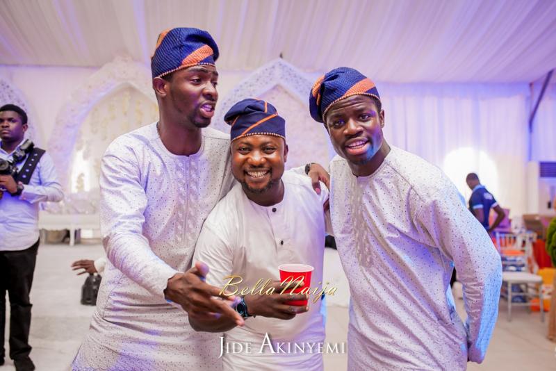 Gbeke & Femi's Yoruba Traditional Engagement in Lagos, Nigeria | Jide Akinyemi | BellaNaija87