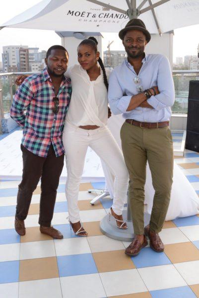 Godson Ukaegbu, Liz Awoliyi & Ozzy Agu