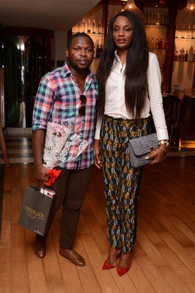 Godson Ukaegbu & Ono Bello