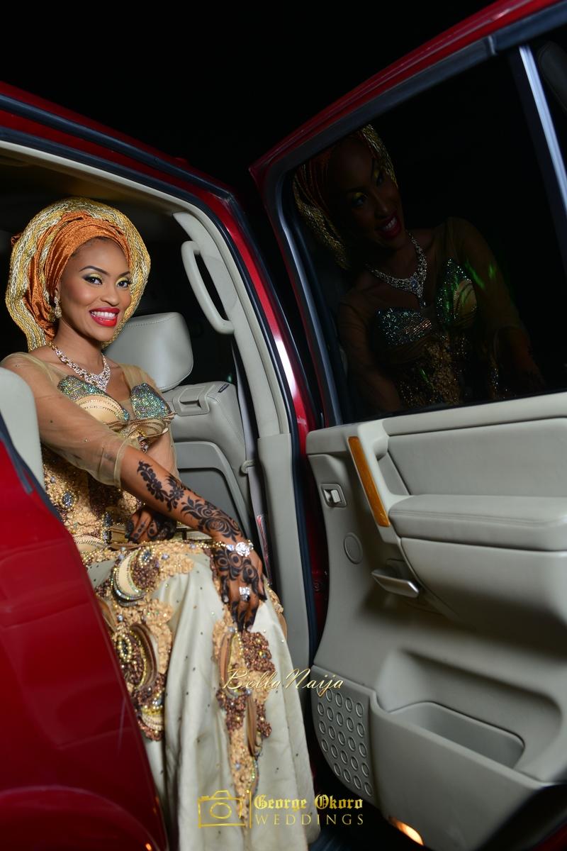 Hadiza Maitama-Sule & Salihu Rilwanu Lukman's Northern Nigerian Wedding in Kano | BellaNaija 2015.George Okoro-109
