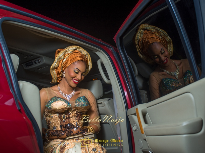 Hadiza Maitama-Sule & Salihu Rilwanu Lukman's Northern Nigerian Wedding in Kano | BellaNaija 2015.George Okoro-115