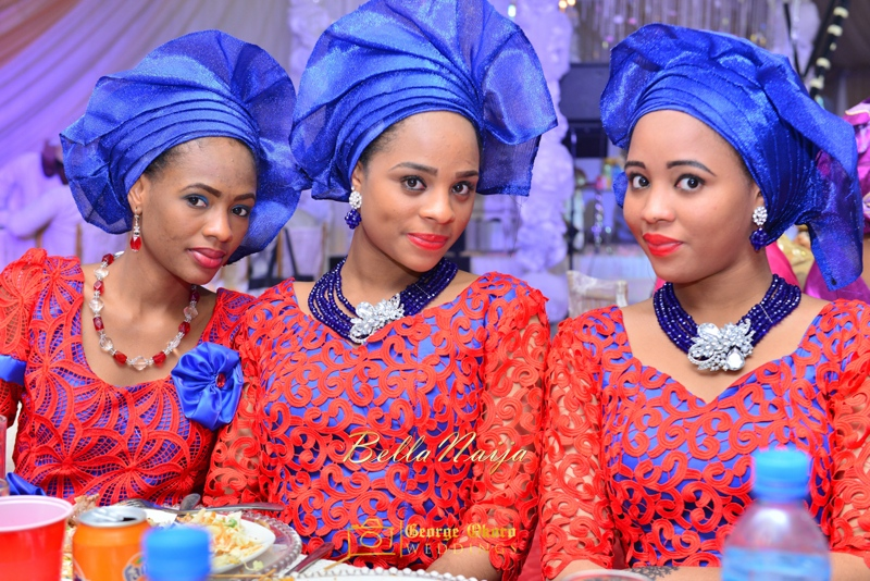 Hadiza Maitama-Sule & Salihu Rilwanu Lukman's Northern Nigerian Wedding in Kano | BellaNaija 2015.George Okoro-128-2