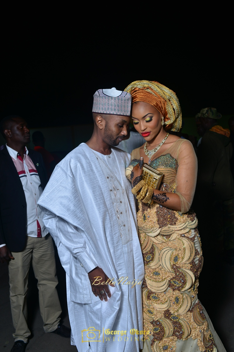 Hadiza Maitama-Sule & Salihu Rilwanu Lukman's Northern Nigerian Wedding in Kano | BellaNaija 2015.George Okoro-151