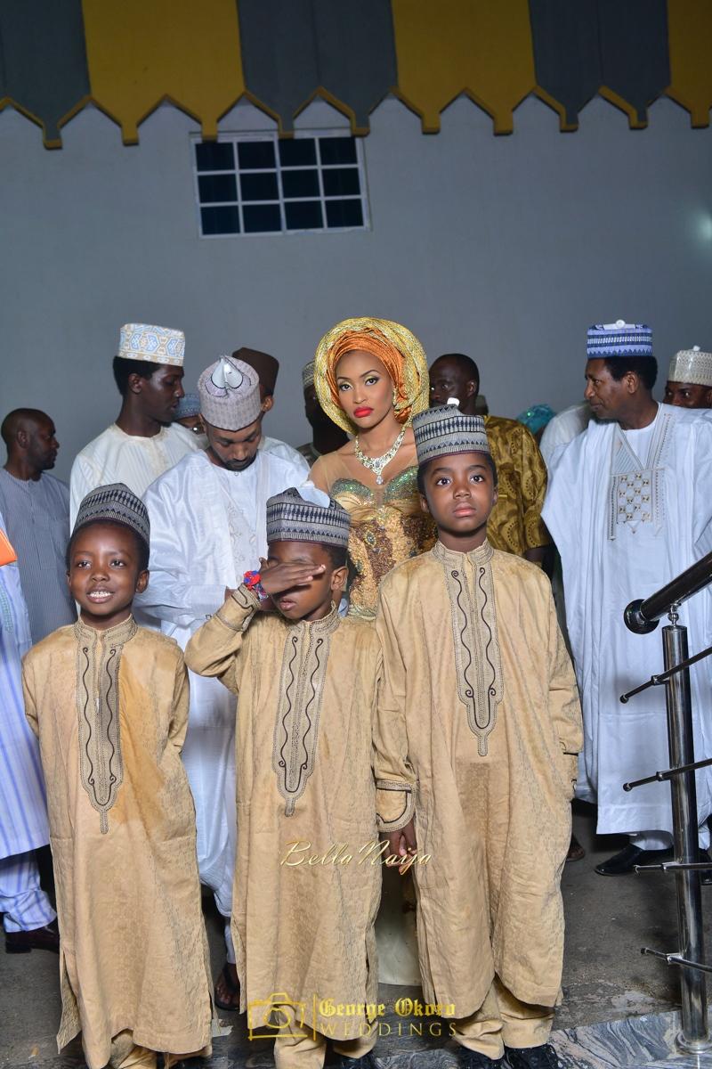 Hadiza Maitama-Sule & Salihu Rilwanu Lukman's Northern Nigerian Wedding in Kano | BellaNaija 2015.George Okoro-160