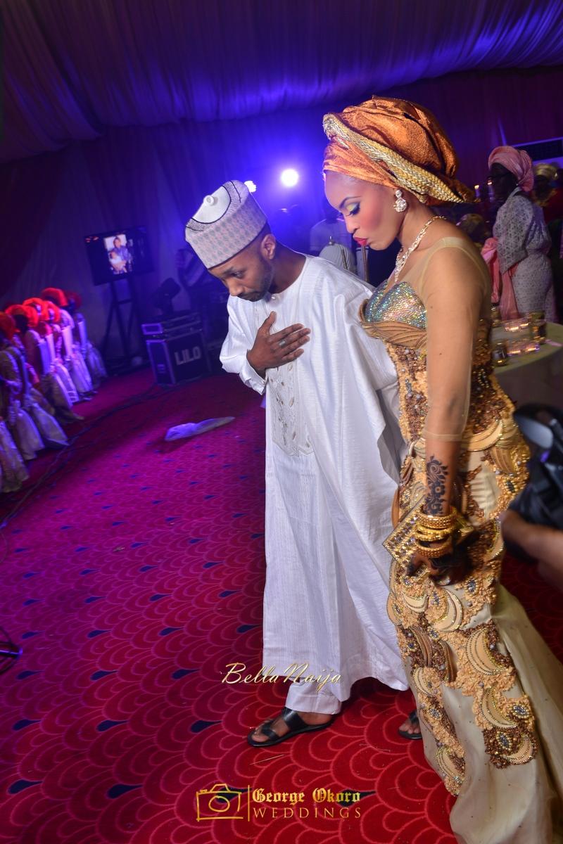 Hadiza Maitama-Sule & Salihu Rilwanu Lukman's Northern Nigerian Wedding in Kano | BellaNaija 2015.George Okoro-171
