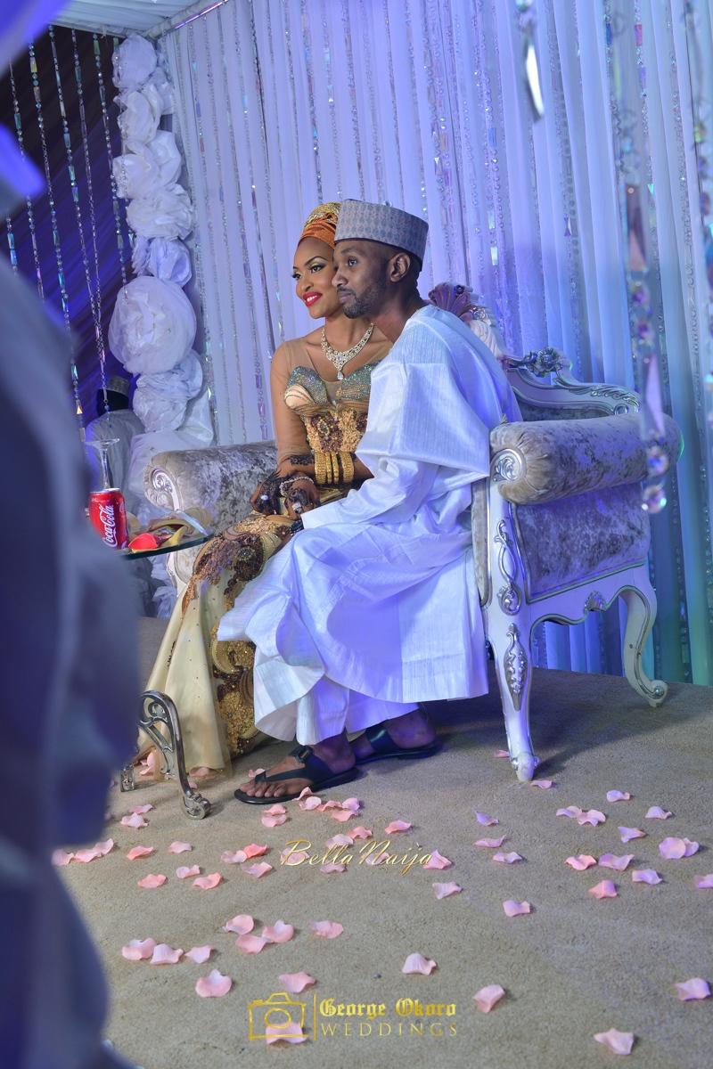 Hadiza Maitama-Sule & Salihu Rilwanu Lukman's Northern Nigerian Wedding in Kano | BellaNaija 2015.George Okoro-188