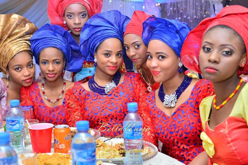 Hadiza Maitama-Sule & Salihu Rilwanu Lukman's Northern Nigerian Wedding in Kano | BellaNaija 2015.George Okoro-2-13
