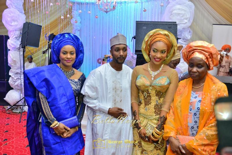 Hadiza Maitama-Sule & Salihu Rilwanu Lukman's Northern Nigerian Wedding in Kano | BellaNaija 2015.George Okoro-2-43