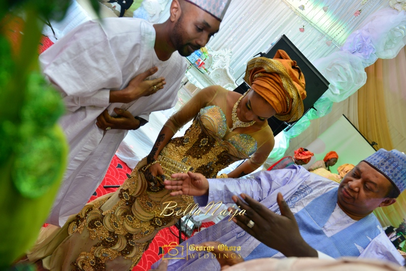 Hadiza Maitama-Sule & Salihu Rilwanu Lukman's Northern Nigerian Wedding in Kano | BellaNaija 2015.George Okoro-2-49