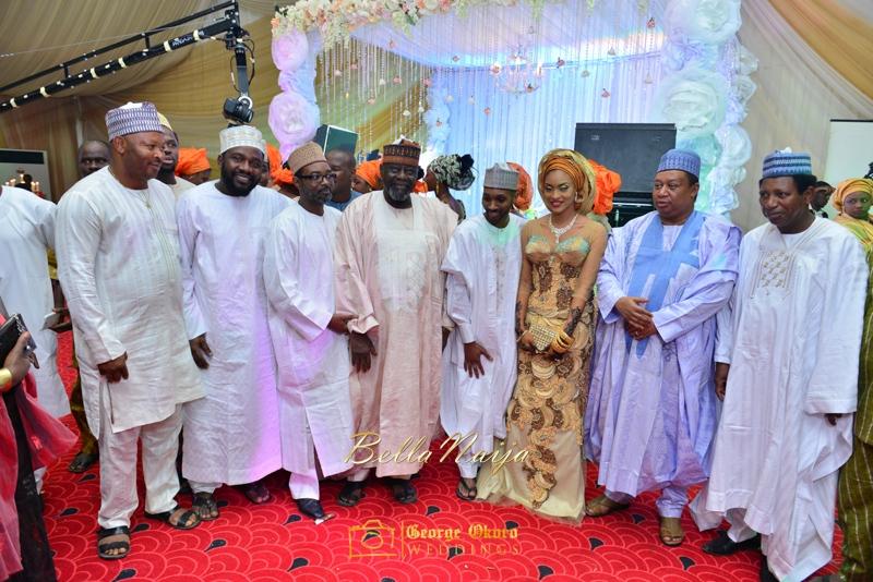 Hadiza Maitama-Sule & Salihu Rilwanu Lukman's Northern Nigerian Wedding in Kano | BellaNaija 2015.George Okoro-2-50