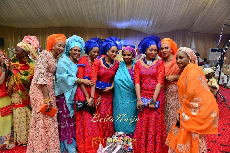 Hadiza Maitama-Sule & Salihu Rilwanu Lukman's Northern Nigerian Wedding in Kano | BellaNaija 2015.George Okoro-2-60