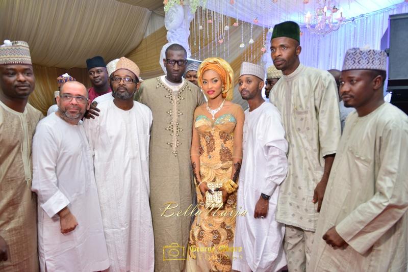 Hadiza Maitama-Sule & Salihu Rilwanu Lukman's Northern Nigerian Wedding in Kano | BellaNaija 2015.George Okoro-2-64