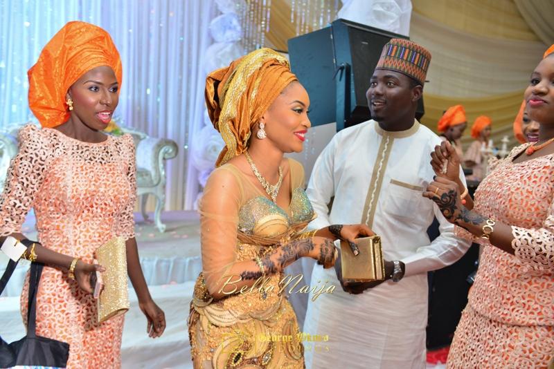 Hadiza Maitama-Sule & Salihu Rilwanu Lukman's Northern Nigerian Wedding in Kano | BellaNaija 2015.George Okoro-2-67