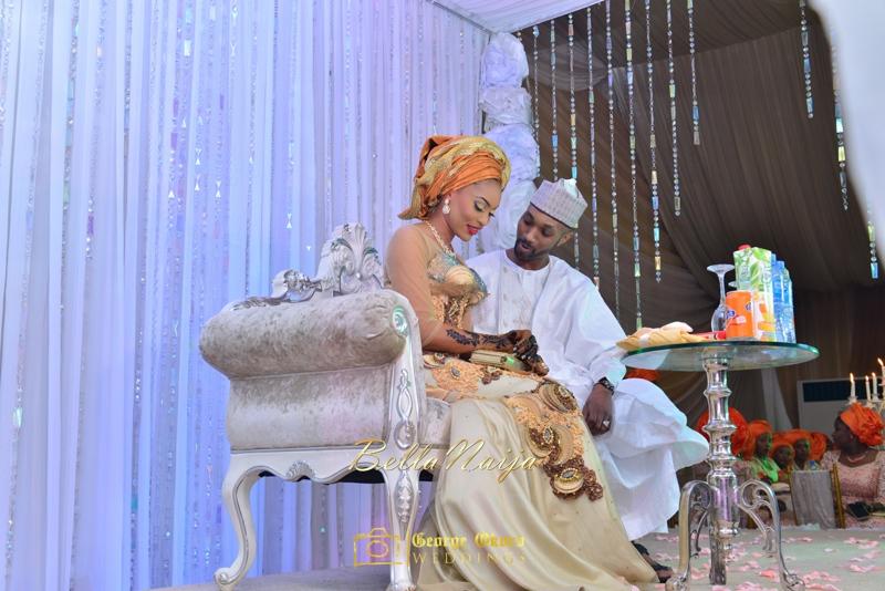 Hadiza Maitama-Sule & Salihu Rilwanu Lukman's Northern Nigerian Wedding in Kano | BellaNaija 2015.George Okoro-2-7