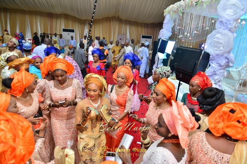 Hadiza Maitama-Sule & Salihu Rilwanu Lukman's Northern Nigerian Wedding in Kano | BellaNaija 2015.George Okoro-2-71