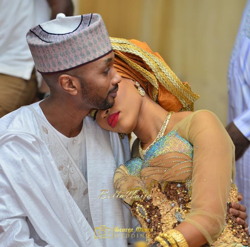 Hadiza Maitama-Sule & Salihu Rilwanu Lukman's Northern Nigerian Wedding in Kano | BellaNaija 2015.George Okoro-2-87