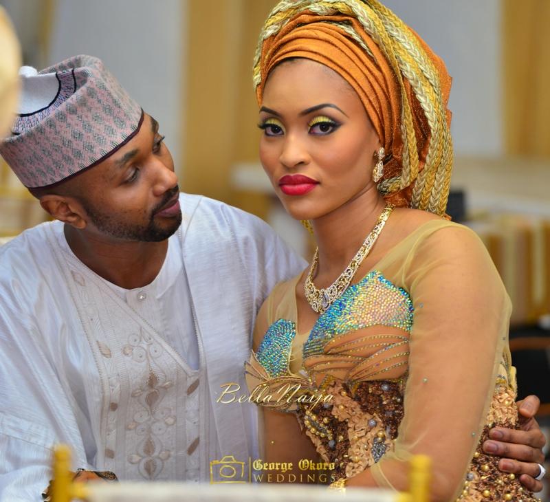 Hadiza Maitama-Sule & Salihu Rilwanu Lukman's Northern Nigerian Wedding in Kano | BellaNaija 2015.George Okoro-2-88