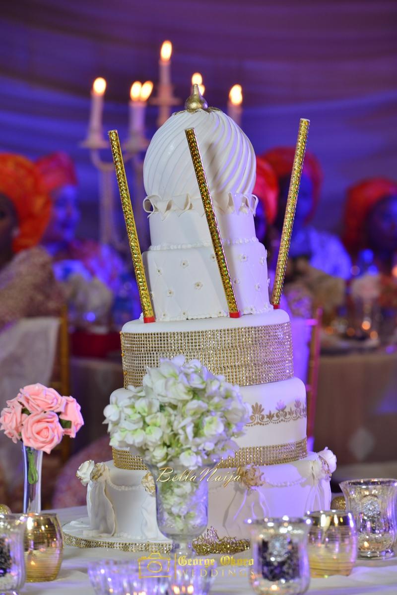Hadiza Maitama-Sule & Salihu Rilwanu Lukman's Northern Nigerian Wedding in Kano | BellaNaija 2015.George Okoro-204