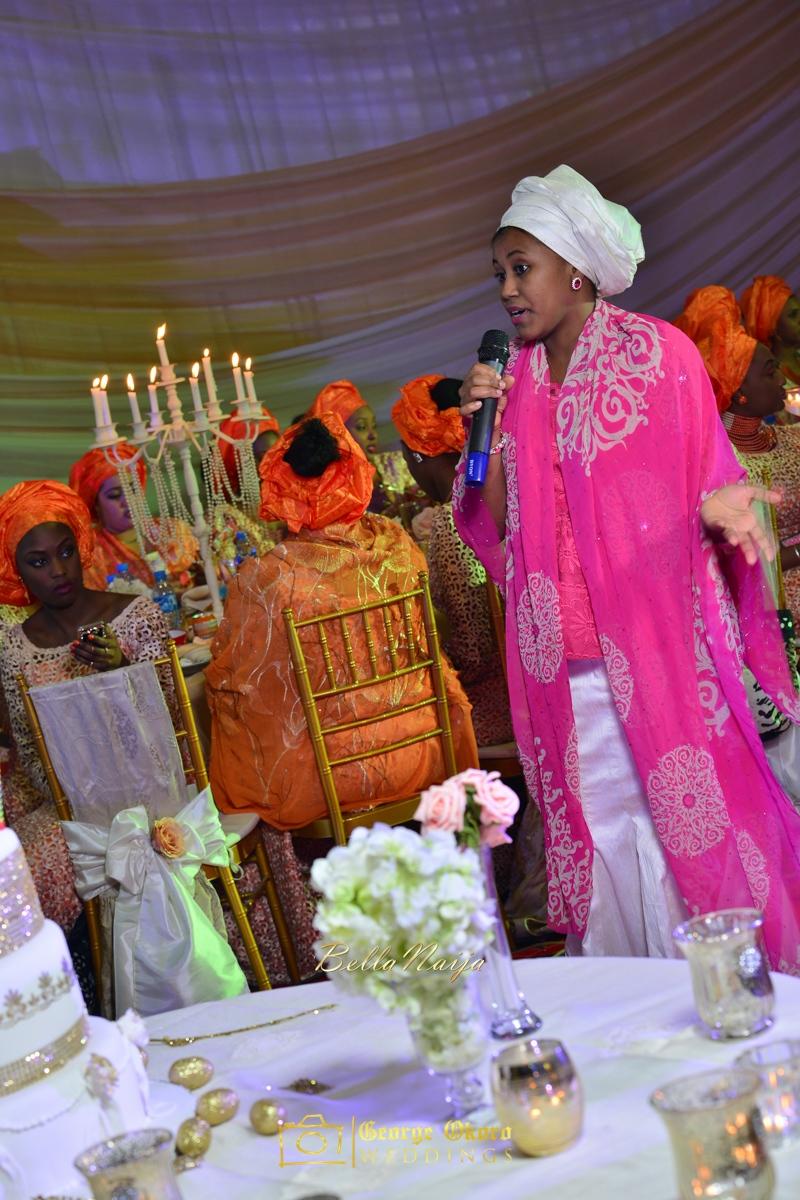 Hadiza Maitama-Sule & Salihu Rilwanu Lukman's Northern Nigerian Wedding in Kano | BellaNaija 2015.George Okoro-205