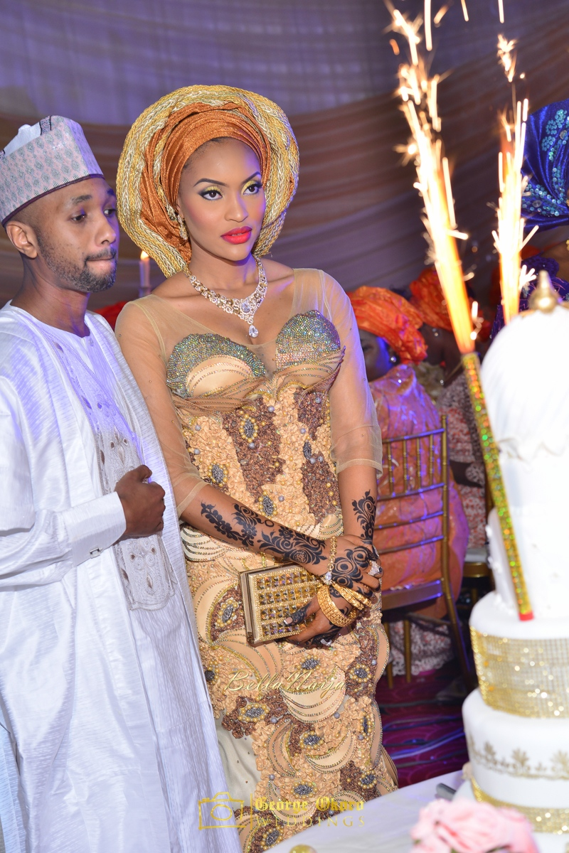 Hadiza Maitama-Sule & Salihu Rilwanu Lukman's Northern Nigerian Wedding in Kano | BellaNaija 2015.George Okoro-218