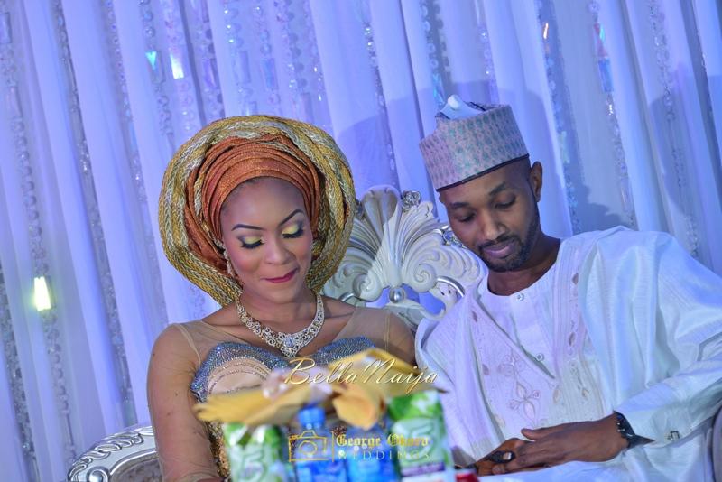 Hadiza Maitama-Sule & Salihu Rilwanu Lukman's Northern Nigerian Wedding in Kano | BellaNaija 2015.George Okoro-247