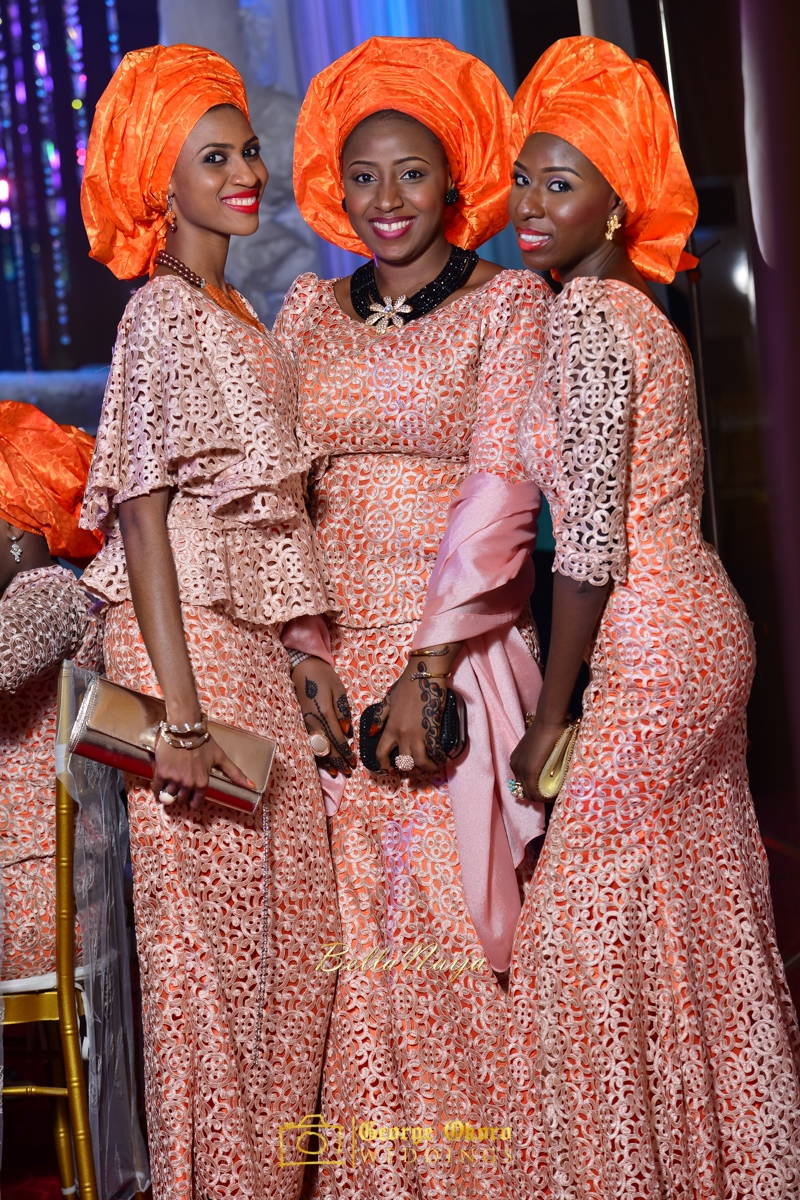Hadiza Maitama-Sule & Salihu Rilwanu Lukman's Northern Nigerian Wedding in Kano | BellaNaija 2015.George Okoro-308