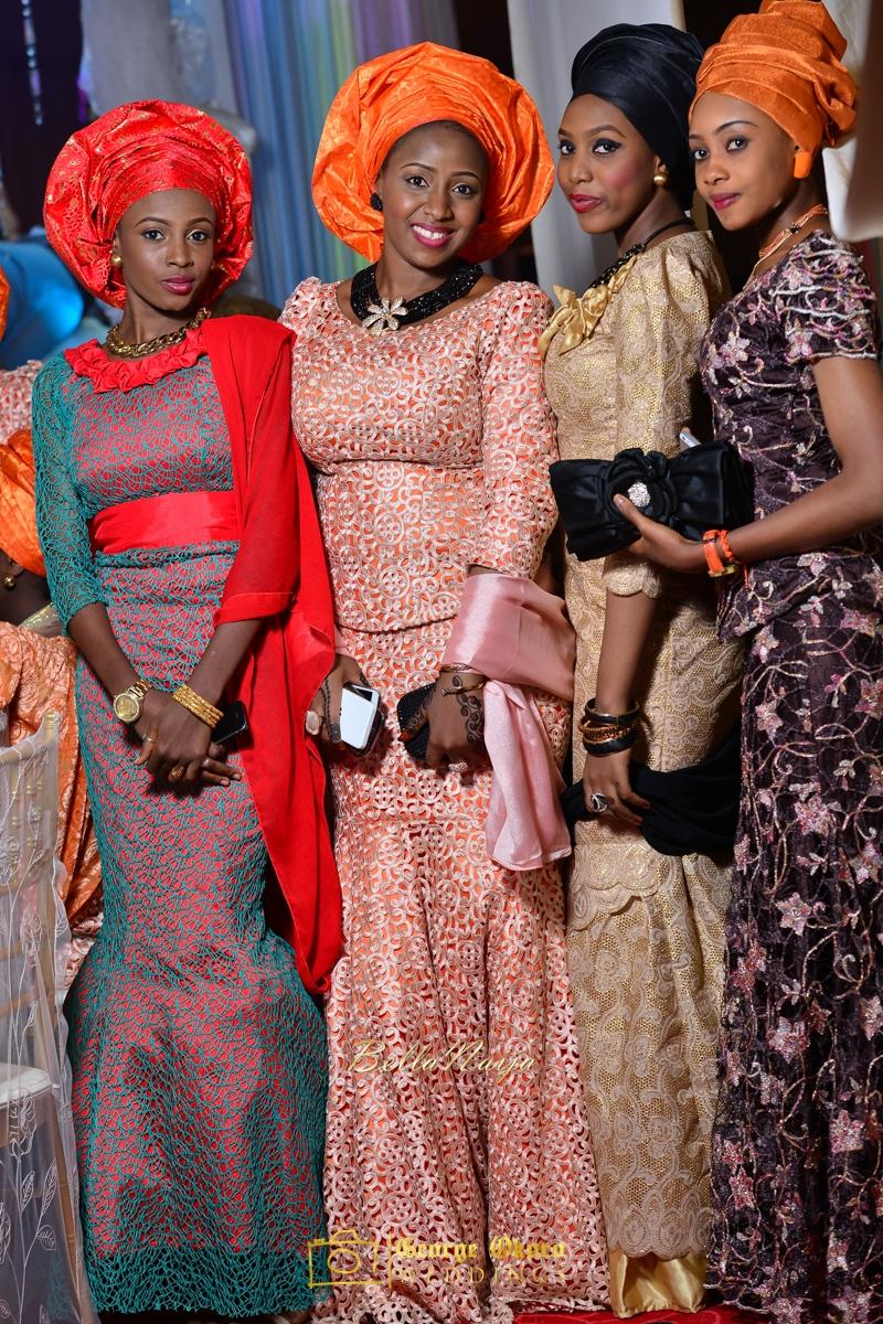 Hadiza Maitama-Sule & Salihu Rilwanu Lukman's Northern Nigerian Wedding in Kano | BellaNaija 2015.George Okoro-314