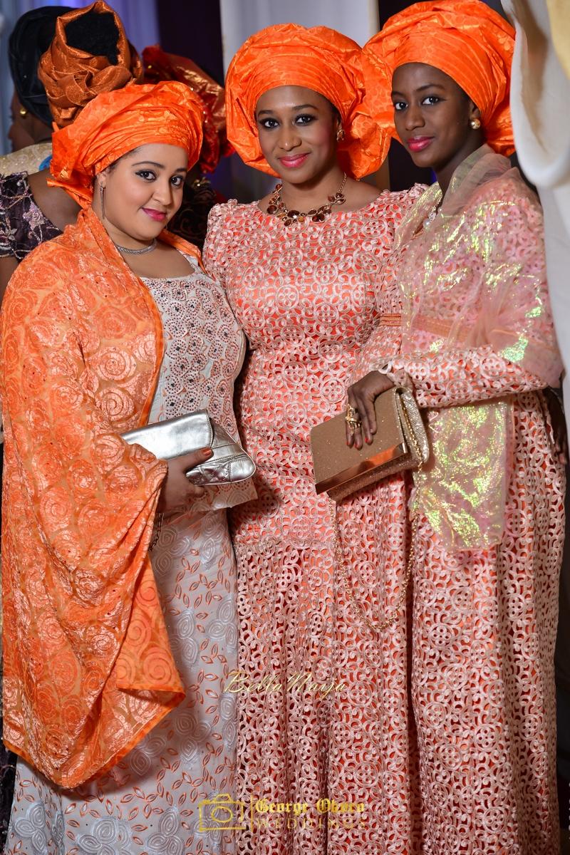 Hadiza Maitama-Sule & Salihu Rilwanu Lukman's Northern Nigerian Wedding in Kano | BellaNaija 2015.George Okoro-316