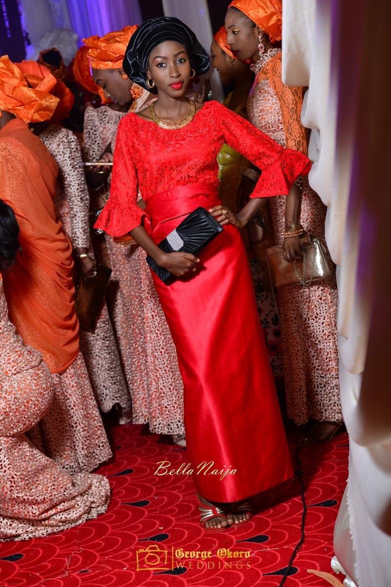 Hadiza Maitama-Sule & Salihu Rilwanu Lukman's Northern Nigerian Wedding in Kano | BellaNaija 2015.George Okoro-331