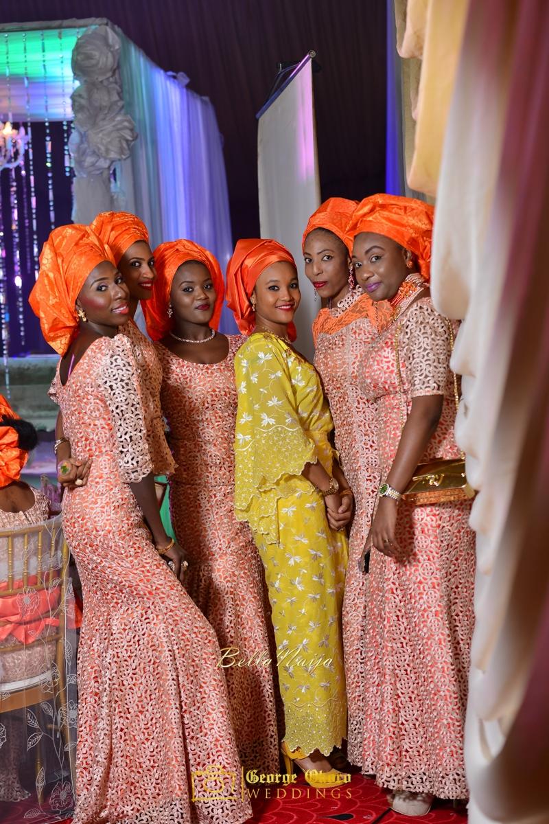 Hadiza Maitama-Sule & Salihu Rilwanu Lukman's Northern Nigerian Wedding in Kano | BellaNaija 2015.George Okoro-336