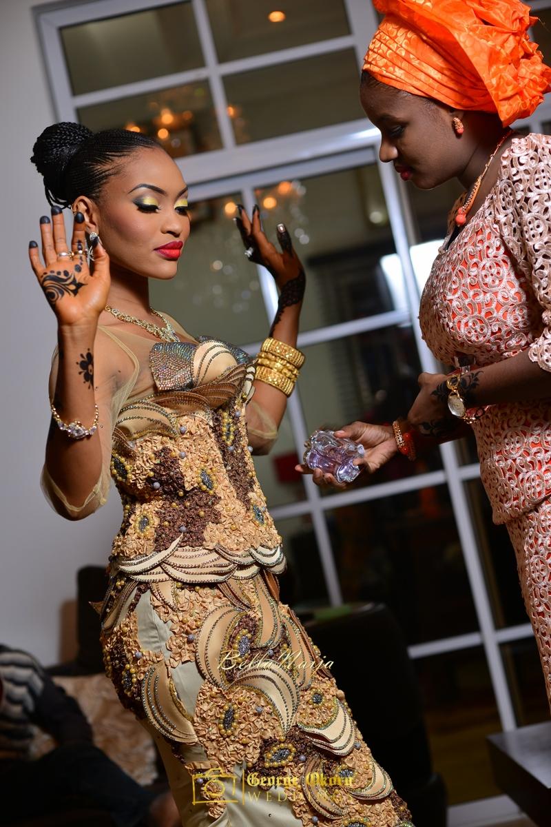 Hadiza Maitama-Sule & Salihu Rilwanu Lukman's Northern Nigerian Wedding in Kano | BellaNaija 2015.George Okoro-34-2