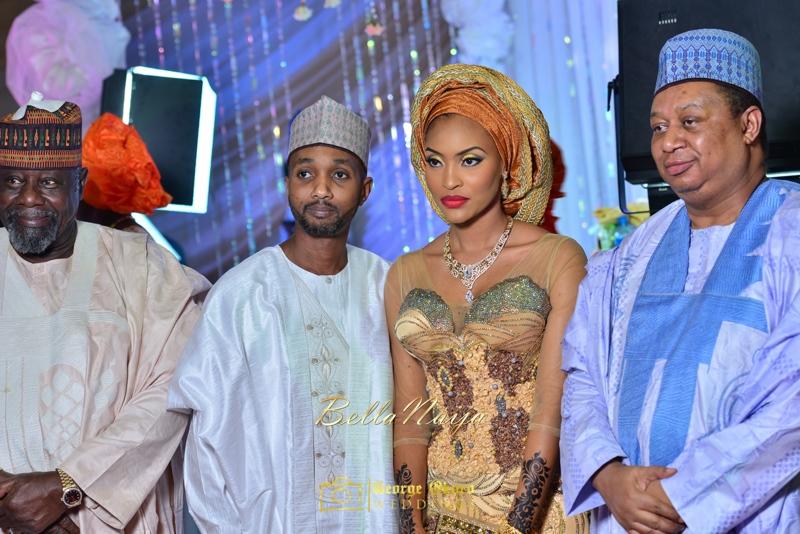 Hadiza Maitama-Sule & Salihu Rilwanu Lukman's Northern Nigerian Wedding in Kano | BellaNaija 2015.George Okoro-345
