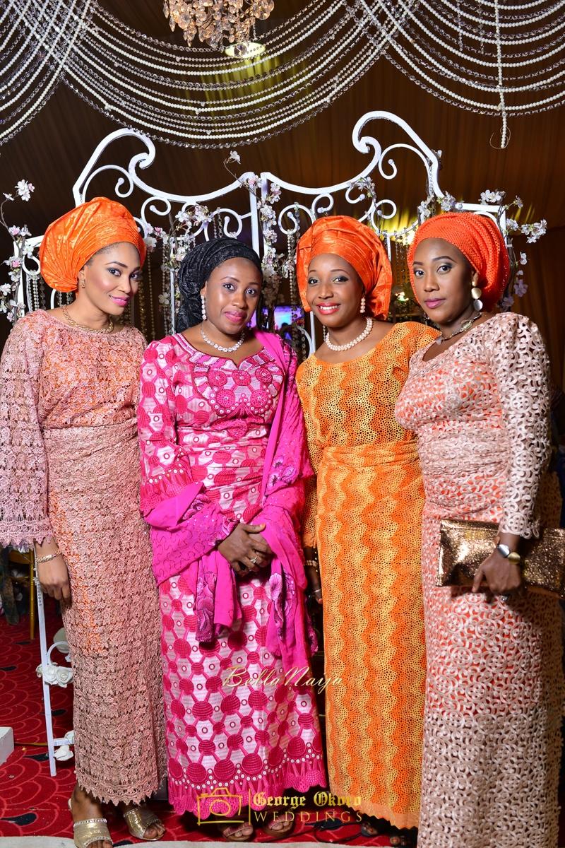 Hadiza Maitama-Sule & Salihu Rilwanu Lukman's Northern Nigerian Wedding in Kano | BellaNaija 2015.George Okoro-350