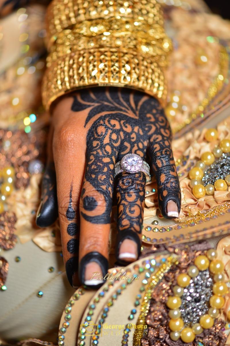 Hadiza Maitama-Sule & Salihu Rilwanu Lukman's Northern Nigerian Wedding in Kano | BellaNaija 2015.George Okoro-36