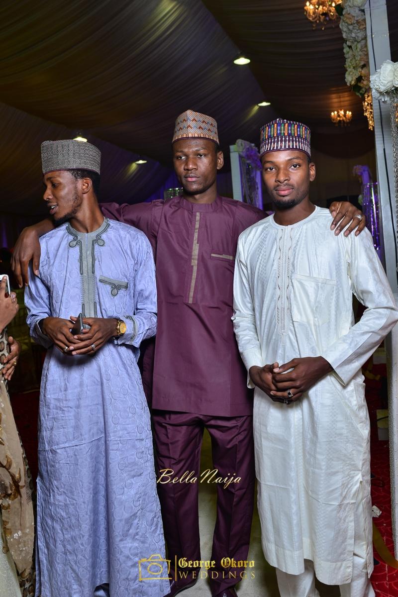 Hadiza Maitama-Sule & Salihu Rilwanu Lukman's Northern Nigerian Wedding in Kano | BellaNaija 2015.George Okoro-364