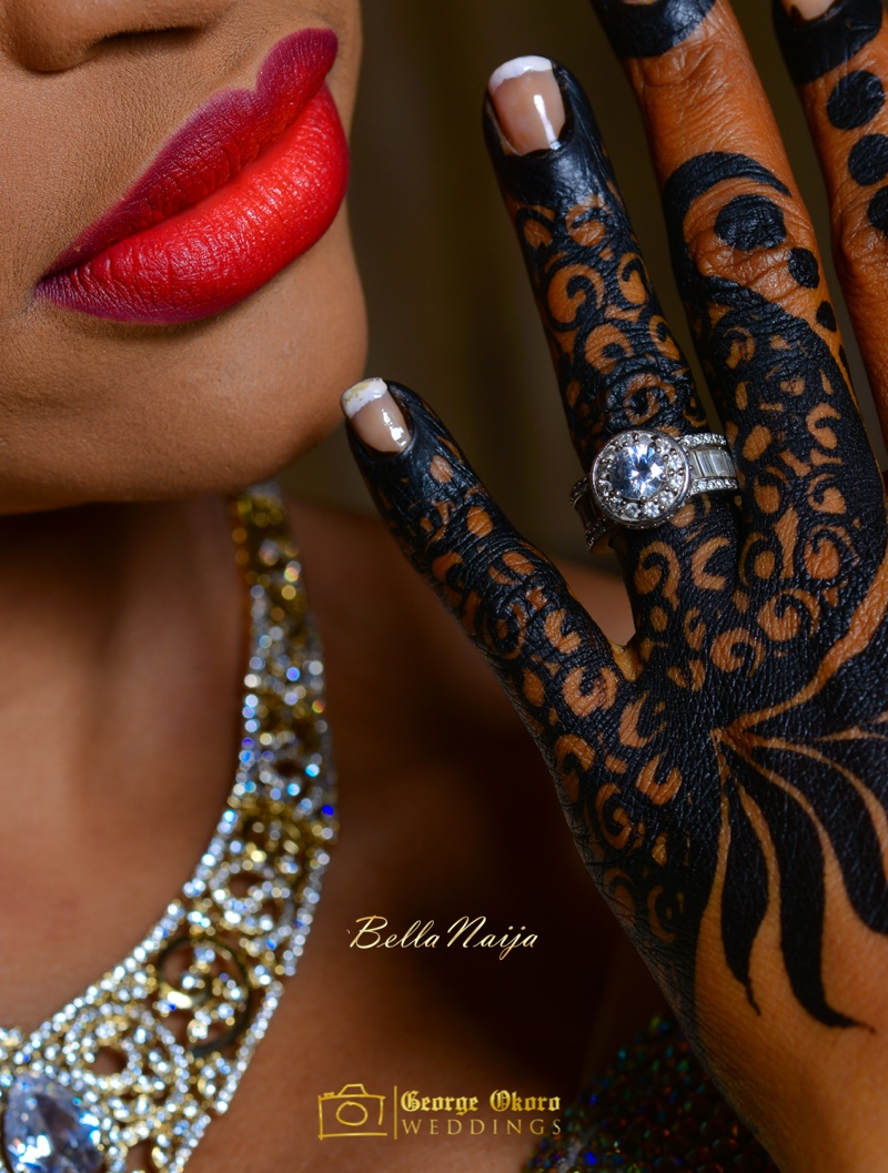 Hadiza Maitama-Sule & Salihu Rilwanu Lukman's Northern Nigerian Wedding in Kano | BellaNaija 2015.George Okoro-38