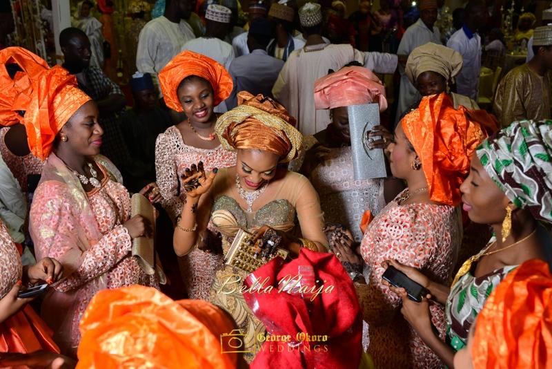 Hadiza Maitama-Sule & Salihu Rilwanu Lukman's Northern Nigerian Wedding in Kano | BellaNaija 2015.George Okoro-422