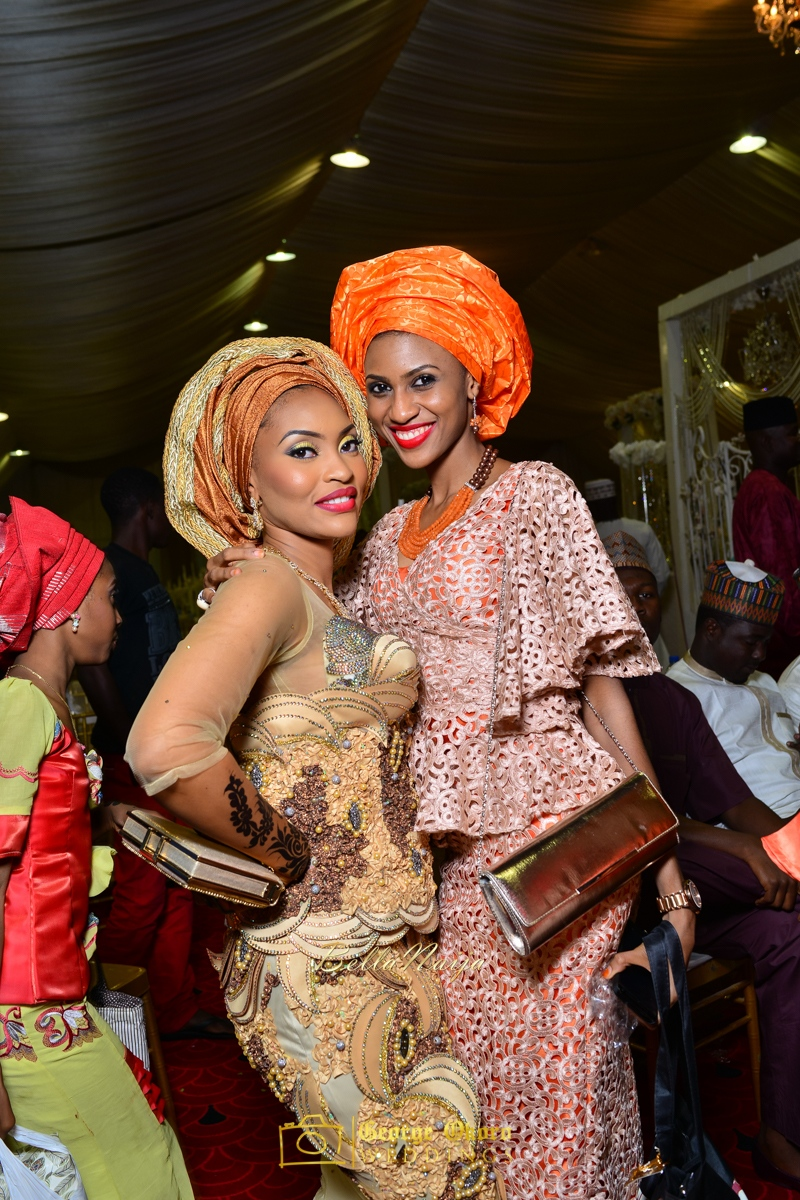 Hadiza Maitama-Sule & Salihu Rilwanu Lukman's Northern Nigerian Wedding in Kano | BellaNaija 2015.George Okoro-423