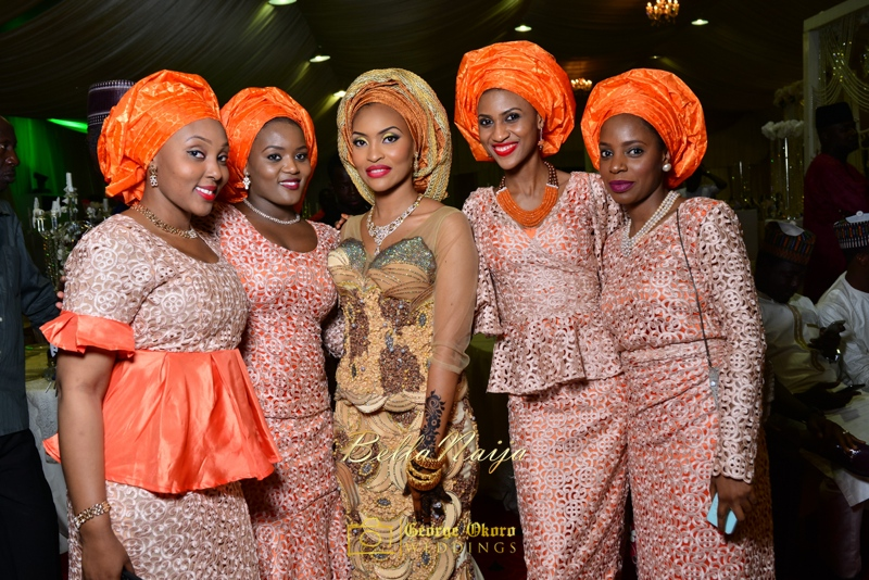 Hadiza Maitama-Sule & Salihu Rilwanu Lukman's Northern Nigerian Wedding in Kano | BellaNaija 2015.George Okoro-424