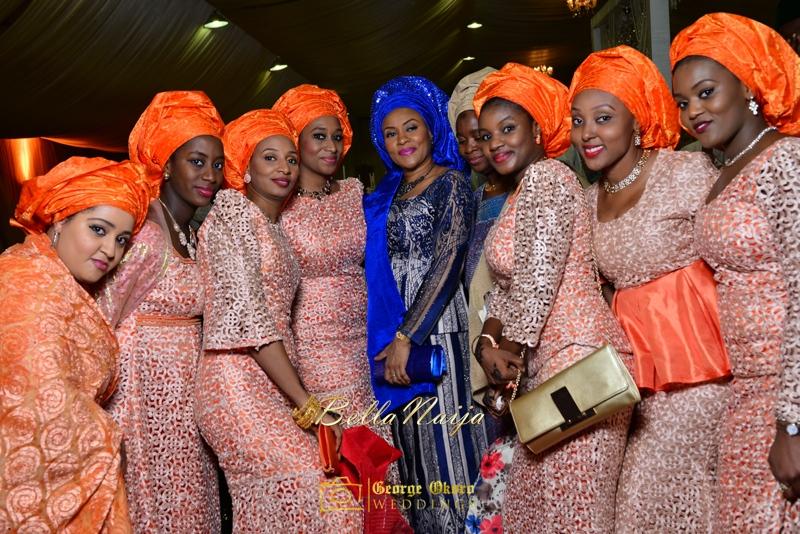 Hadiza Maitama-Sule & Salihu Rilwanu Lukman's Northern Nigerian Wedding in Kano | BellaNaija 2015.George Okoro-433
