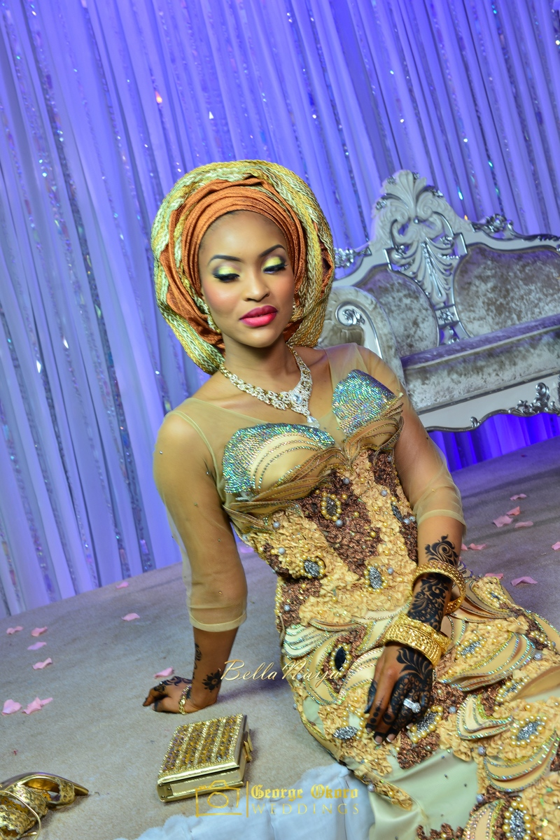 Hadiza Maitama-Sule & Salihu Rilwanu Lukman's Northern Nigerian Wedding in Kano | BellaNaija 2015.George Okoro-438